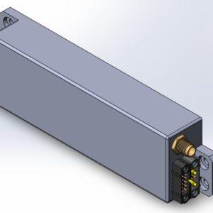 Широкополосный СВЧ усилитель мощности от 2 до 6 ГГц
